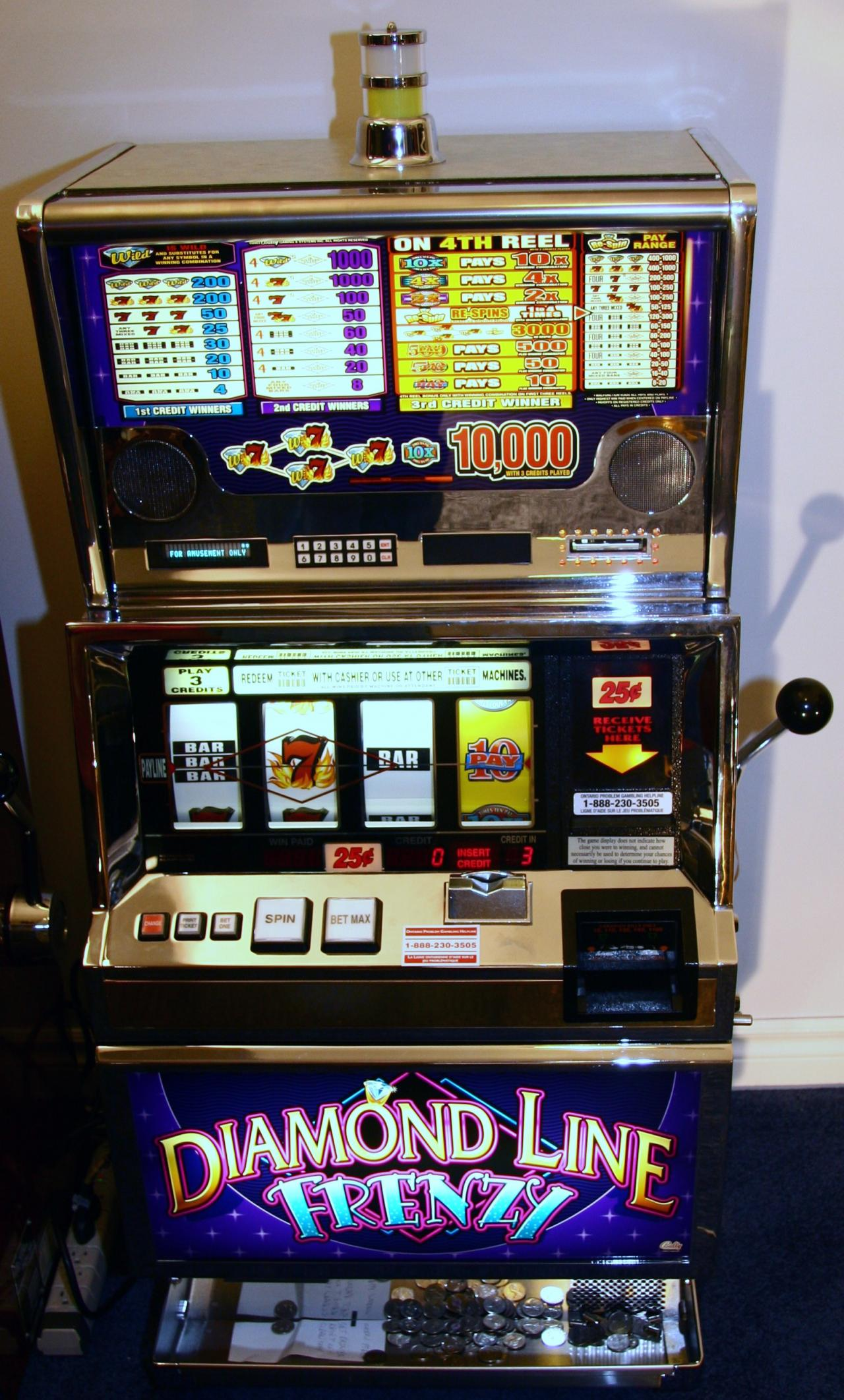 Bally bonus times slot machine